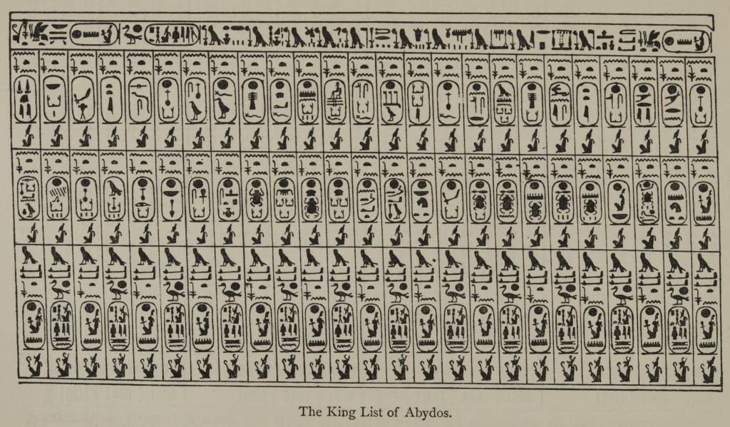 The_King_List_of_Abydos._(1902)_-_TIMEA-1