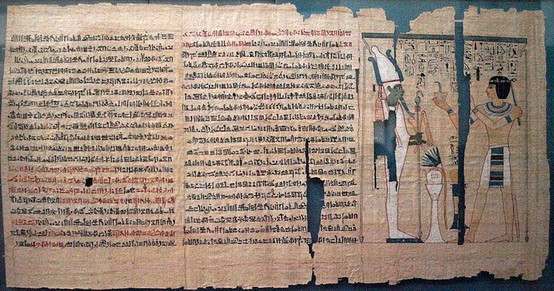 bookofthedeadpapyrus